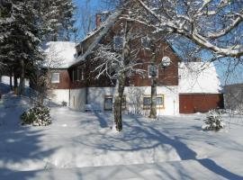 Pension Haus Pentacon, Kurort Altenberg