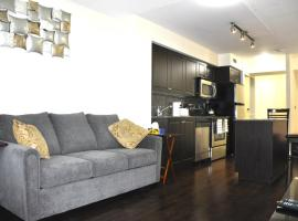 Modern Apartment & Private Parking