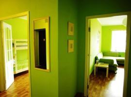 Hostel Parkoviy, Belgorod