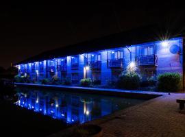 皮尔屈水景旅馆, 米尔顿凯恩斯