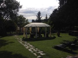 Villa Ghirardelli, Sirolo