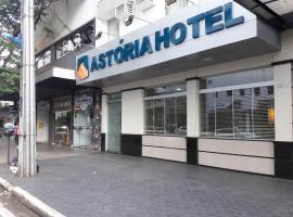 马林加阿斯托利亚酒店, 马林加