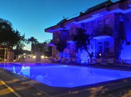 Galata Hotel, אולודניץ
