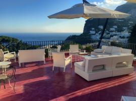 Villa Silia, Capri
