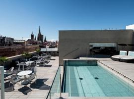 加泰罗尼亚马达林思酒店, 巴塞罗那