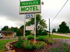 Travelier Motel, Fulton