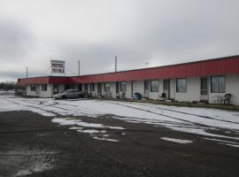 70 Mile Motel, Seventy Mile