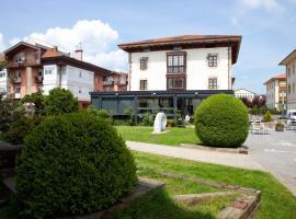 帕特隆旅馆, Murguía