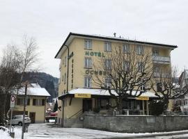 奥赫森酒店, Sankt Margrethen