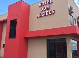 Hotel Dom Alcides, Medianeira
