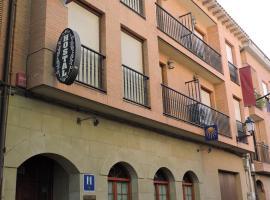 Hostal Villa de Navarrete, 纳瓦雷特