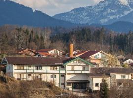 Chiemgau Hotel Viktoria, Bergen