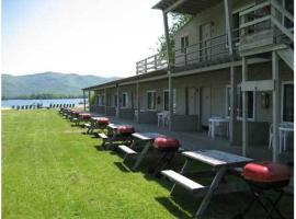 Golden Sands Resort, بحيرة جورج