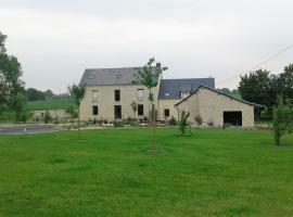 Maison Bayeux 11 P, Cristot