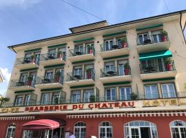 Hotel Restaurant du Chateau, לוזאן