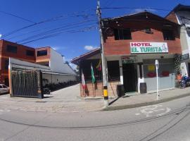 Hotel El Turista Rionegro, Rionegro