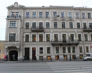 Отель Сенат Литейный