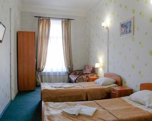Отель Петропавловский