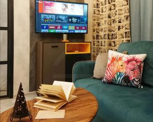 Курортный отель ГромчоЛюкс: Шикарные апартаменты