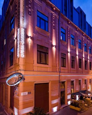 奥普拉花园公寓酒店