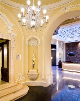 布达佩斯帕拉泽欧泽奇酒店