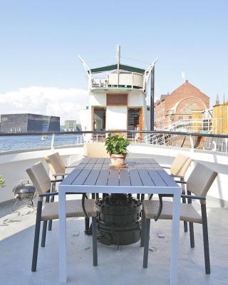 哥本哈根船屋