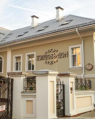 库帕特索夫旅舍