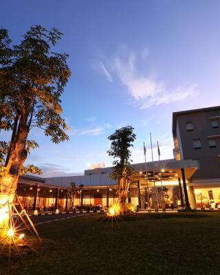 马辰树公园酒店