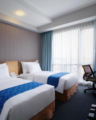 棉兰格兰赫卡塞缇阿布迪酒店