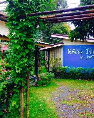 蓝渡鸦旅馆