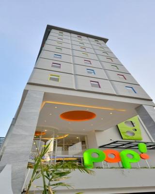 泗水POP!城站酒店