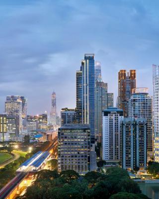 曼谷班莱斯芭松安纳塔拉酒店式公寓