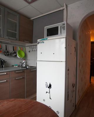 Apartment on Meretskova-Volosova st.