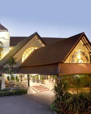 撒恩缇卡斯瑞博恩酒店