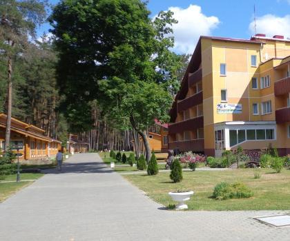 Санаторий Лесные озера, Вашково