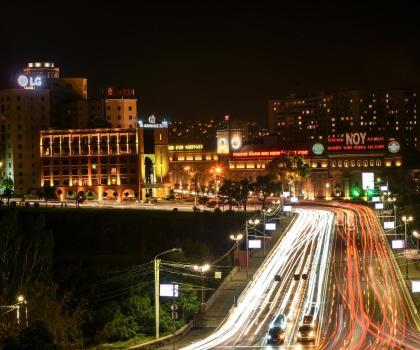 Отель Метрополь, Ереван