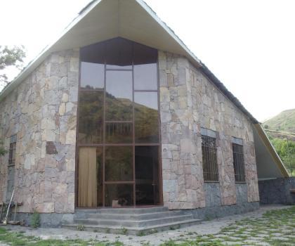 Загородный отель Hermonatun, Хермон