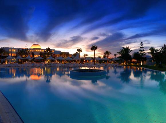 Отель Djerba Plaza Thalasso & Spa