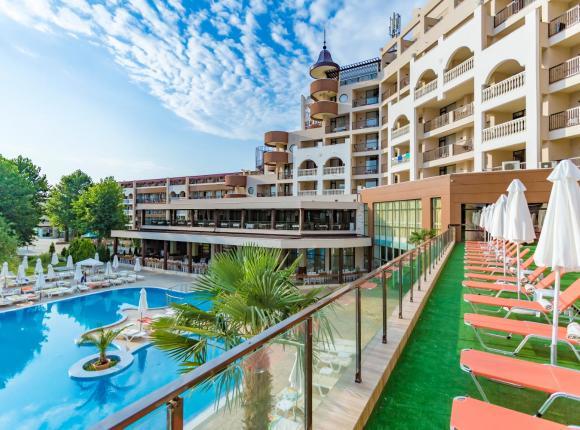 Курортный отель Imperial Resort