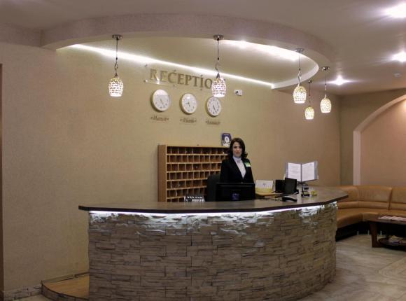 Отель Юность