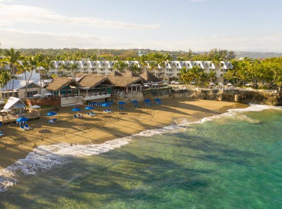 Романтический отель Casa Marina Beach & Reef All Inclusive