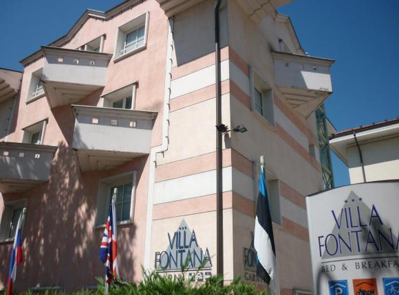 Отель Garnì Villa Fontana