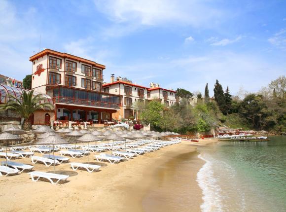 Отель Sinop Antik