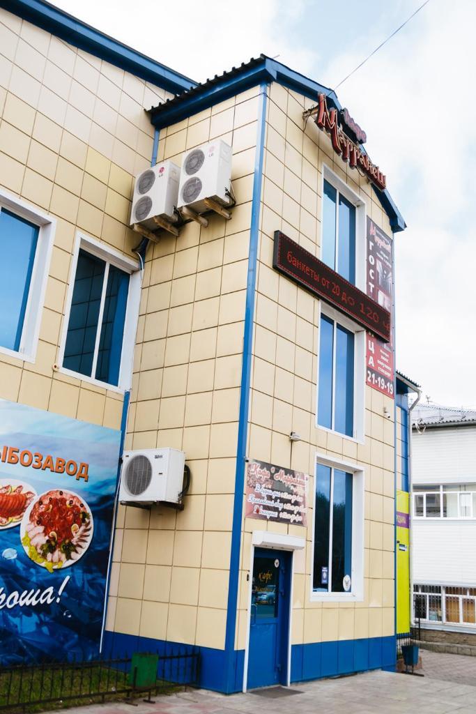 Гостиница Марракеш, Томск