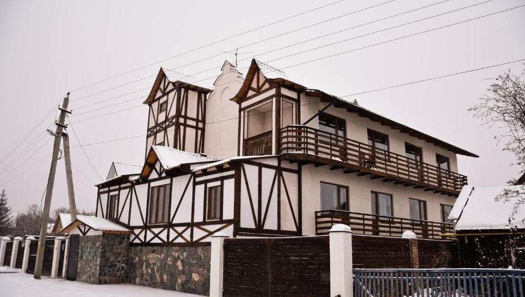 Гостевой дом Лыжа, Зелёная Поляна