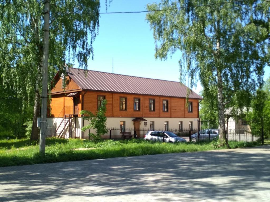 Отель Фаворит, Псков
