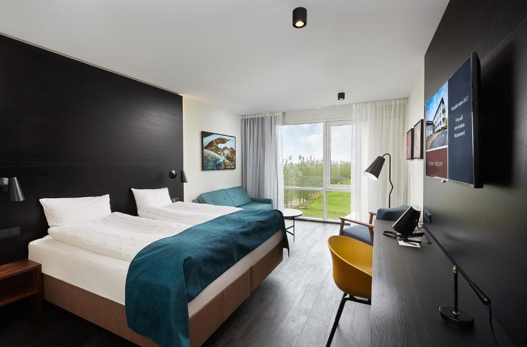 Hotel Örk, Хверагерди