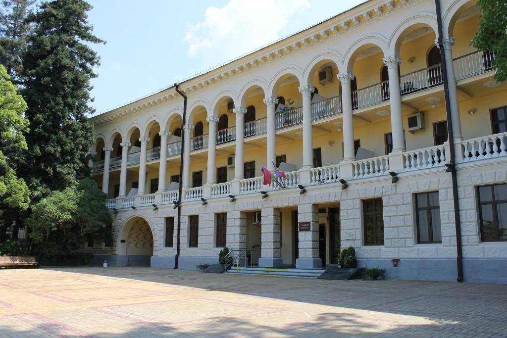 Отель Беларусь, Сочи