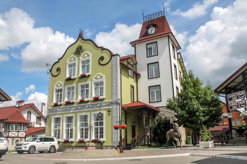 Гостевой дом Конюшенный двор, Рязань