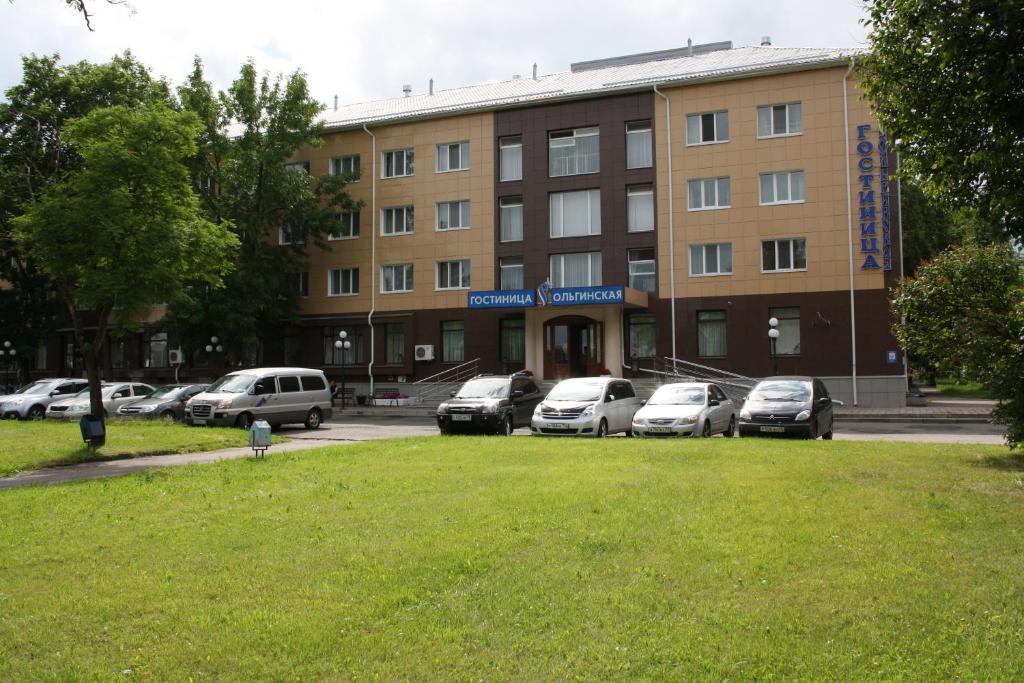 Отель Ольгинская, Псков